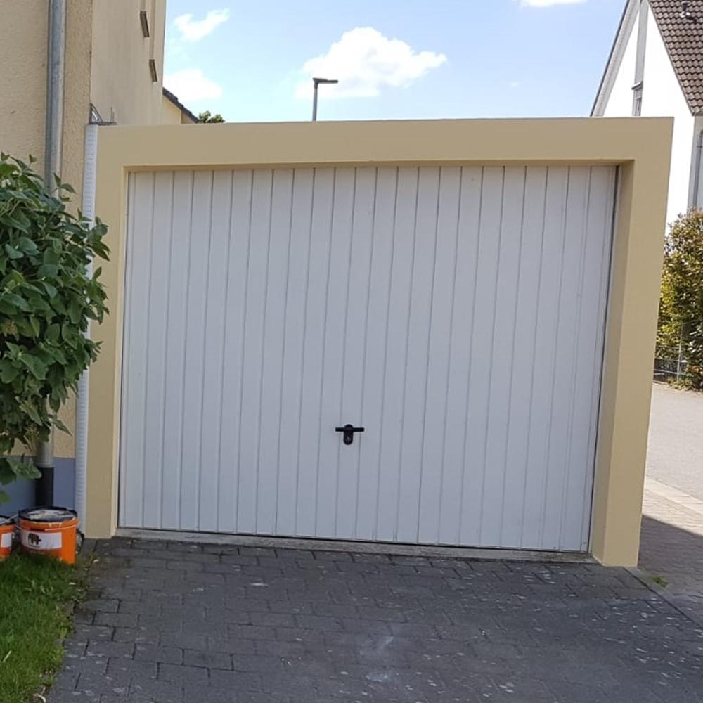 Garagenanstrich